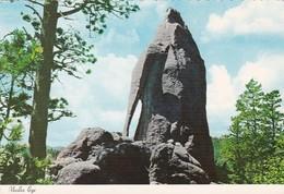 South Dakota Black Hills Needles Eye On Needles Drive 1982 - Etats-Unis