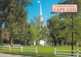Massachusetts Cape Cod Falmouth Village Green 2010 - Cape Cod