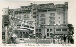 ESPAGNE(LA CORUNA) HOTEL(PISCINE) - La Coruña