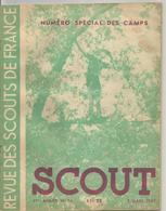 SCOUT , LA REVUE DES SCOUTS DE FRANCE N° 76 MARS 1937 - Scoutisme