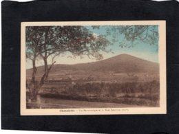 81670   Francia,  Chenelette, Vue Panoramique Et Le Mont Tourveon,  NV - Thizy