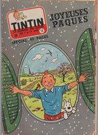 Tintin  1957 - Tintin