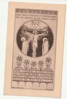 Doodsprentje Zuster Virginie LEYS Everberg 1867 - 1948 Abbaye Maredret 222 - Images Religieuses