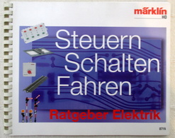 MÄRKLIN H0 Elektrik Ratgeber 0715 Digital Analog Steuern Schalten Fahren Tipps - Digital Supplies And Equipment