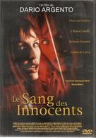 LE SANG DES INNOCENTS - ARGENTO - DVDs