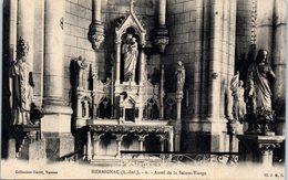44 - HERBIGNAC -- Autel De La Ste Vierge - Herbignac