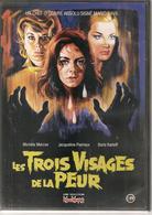 LES TROIS VISAGES DE LA PEUR - MARIO BAVA - DVDs