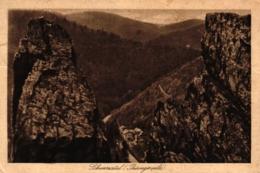 Schwarzatal, Thüringer Wald, Ca. 30er Jahre - Sonstige