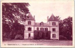 44 - HERBIGNAC -- Façade Du Chateau De Kerollivier - Herbignac