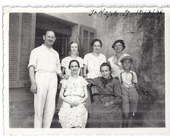 ST RAPHAEL  FAMILLE  LE 13/7/36 - Lieux