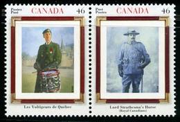 Canada (Scott No.1877a - Canadian Regiments) [**] - 1952-.... Règne D'Elizabeth II