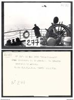 3588 AV80 AK PC CARTE PHOTO277 1910 PRIX RUINART 2° TRAVERSEE DE LA MANCHE DE LESSEPS VOL NC TTB - ....-1914: Precursori
