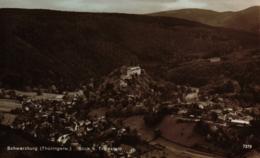 Schwarzburg, Blick Vom Trippstein, Ca. 30er Jahre - Sonstige