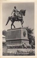 Moldova. Kishinev. Kotovsky Monument. - Moldova