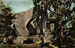 Schwarzatal, Ruine Greifenstein, Kapelle, 1908 - Sonstige