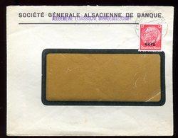 Enveloppe Commerciale De Strasbourg En 1941 - N112 - Marcofilia (sobres)