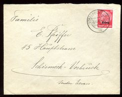 Enveloppe De Strasbourg Pour Schimeck Vorbruck En 1940 - N113 - Marcofilia (sobres)