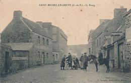 SAINT MICHEL EN GREVE - LE BOURG - Saint-Michel-en-Grève