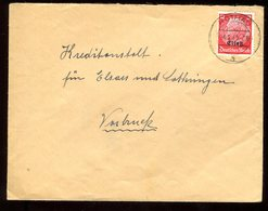 Enveloppe De Rothau Pour Schirmeck Vorbruck En 1941 - N117 - Marcofilia (sobres)