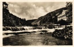 Schwarzatal, Chrysoproswasserfall Bei Gewitter, Ca. 40er Jahre - Sonstige
