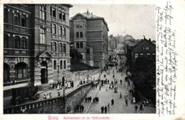 Greiz, Bezirksschulen An Der Pohlitzerstrasse, 1909 - Greiz