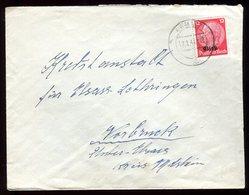 Enveloppe Pour Schirmeck Vorbruck En 1941 - N120 - Marcofilia (sobres)