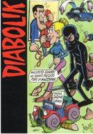 DIABOLIK - Disegno Di Jacovitti - - Fumetti