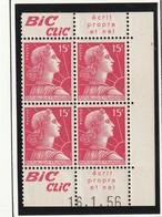 France Coindate Publicitaire Du Numero 1011a Du 23 3 56 - 1950-1959