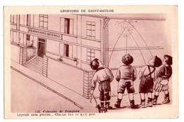3379 - Cp Humoristiqu - Légendes De Saint-Saulge - Concours De Pompiers - N°112 - éd. Pautrat - - Humour