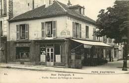 PARIS 20 Eme Arrondissement  Rue Pelleport - District 20