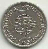 2.5 Escudos 1956 Angola - Angola