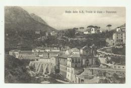 BADIA DELLA SS. TRINITA' DI CAVA - PANORAMA 1913   VIAGGIATA FP - Cava De' Tirreni