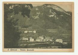 S.GOTTARDO - VEDUTA GENERALE - NV FG - EDIZIONI V.GIACOMO - Lecco