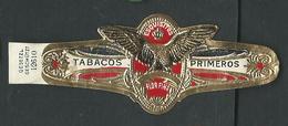 Bague De Cigare Tabacos Primeros Esquisitos Flor Fina - Sigarenbandjes