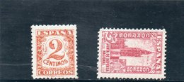ESPAGNE 1936-7 * - 1931-Aujourd'hui: II. République - ....Juan Carlos I