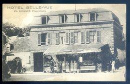Cpa Du 80 Saint Valery Sur Somme Hôtel Belle-Vue Ch. Lenglet Propriétaire       GX15 - Saint Valery Sur Somme