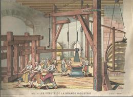 Supplément Illustré Au Journal Des Instituteurs Et Institutrices, 1953 , VII , Les Débuts Grande Industrie ,frais 1.95 E - Vieux Papiers