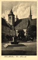 Schmalkalden, Altmarkt, 1937 - Schmalkalden