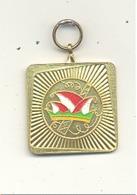 CORNESSE - Médaille Du Prince Carnaval Xavier Ier  Rouge Et Bleu 1983/84 ( B240 ) - Carnaval