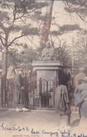 ASAKUSA PARK, TOKTO. CIRCULEE 1906 YOKOYAMA TO BUENOS AIRES- BLEUP - Yokohama
