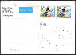 Repubblica Ceca/République Tchèque/Czech Republic: Busta, Enveloppe, Envelope - Repubblica Ceca