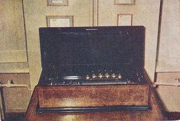 Georgia - Poliphone Music Instrument Of I.Chavchadze - Georgia