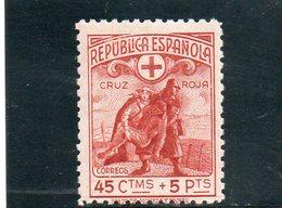 ESPAGNE 1938 ** - 1931-Today: 2nd Rep - ... Juan Carlos I
