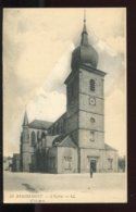 CPA Non écrite 88 REMIREMONT L'Eglise - Remiremont