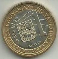 1000 Bolivares 2007 Venezuela - Venezuela