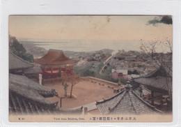 VIEW FROM MIIDERA, OTSU. CIRCA 1900s- BLEUP - Japan