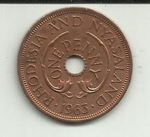 1 Penny 1963 South Rodésia - Rhodésie
