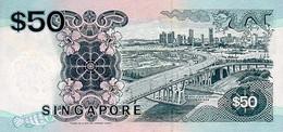 SINGAPORE P. 36 50 D 1994 UNC - Singapour