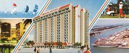 HOTEL HOWARD JOHNSON PLAZA DOWNTOWN MIAMI USA EEUU POSTAL COLOR -LILHU - Hotel's & Restaurants