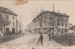 74/ Anemasse - Avenue De La Gare- Precurseur écrite En 1902 - Annemasse